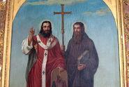 Slovanští věrozvěsti položili základy církve na Velké Moravě