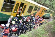 Drážní inspekce: Vlak na Vary nepočkal v Perninku, jak měl