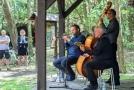 Kouda's trio na loňském ročníku festivalu.