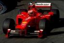 Formule 1, monopost stáje Ferrari.