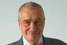Bývalý ministr zahraničí a čestný předseda TOP 09 Karel Schwarzenberg.
