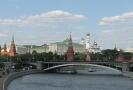 Moskevský Kreml.