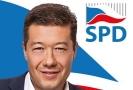 Předseda SPD Tomio Okamura.