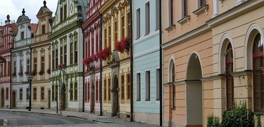 Centrum Hradce Králové.