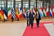 První jednání po koronaviru. Evropští lídři budou řešit balík krizové pomoci