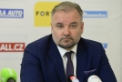 Výkonný ředitel Ligové fotbalové asociace Tomáš Bárta.