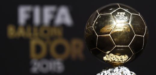 Cena Zlatý míč.