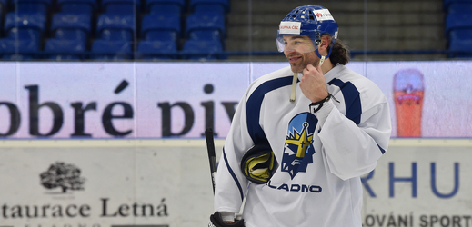 Jaromír Jágr.