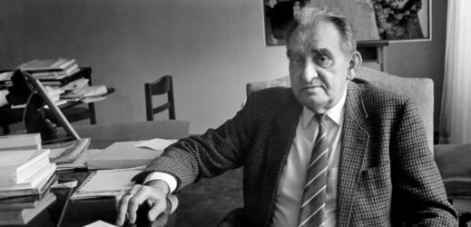 Profesor Jiří Kotalík.