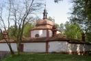 Kaple sv. Jana Nepomuckého v Letohradě.