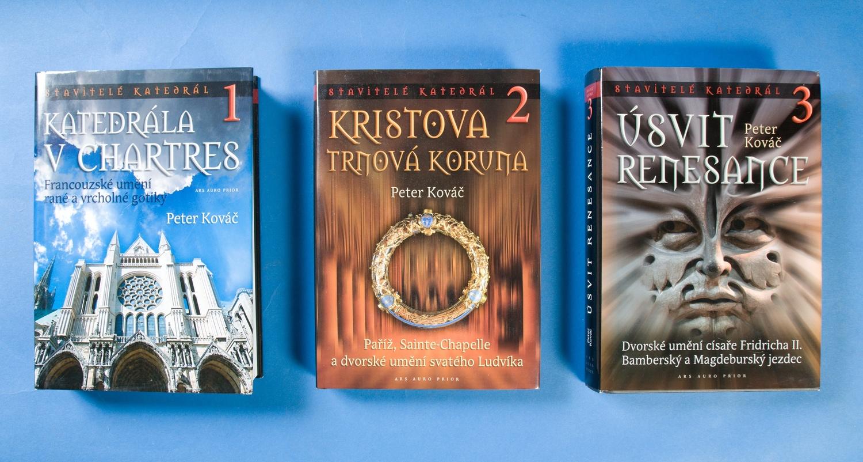 Kniha Petra Kováče.