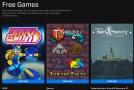 Trojice her na Epic Games Store zdarma na týden