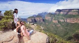 Jihoafrická příroda láká k navštívení.