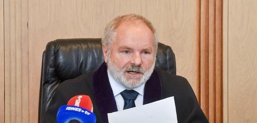 Předseda senátu Vrchního soudu v Praze Jiří Lněnička.