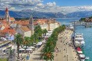 V červenci přijelo do Chorvatska 2,44 milionů turistů, více, než se čekalo