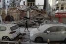 Situace po výbuchu v Bejrútu.