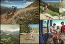 Richard Gasperotti: Návod, jak si užít bikové Rakousko s celou rodinou