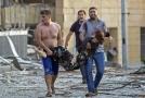 Neštěstí v Libanonu.