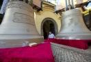 Zvony pro kostely sv. Haštala a sv. Havla.