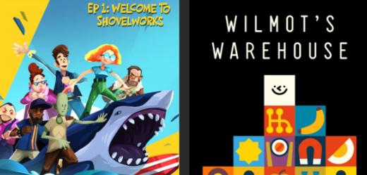 Dvě hry zdarma na Epic Games – dobrodružná hra z prostředí vývoje her a oddechovka