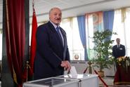 Prezidentské volby vyhrál podle předběžných výsledků Lukašenko