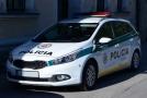 Slovenská policie.