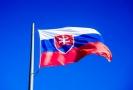 Slovenská vlajka.