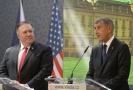 Americký ministr zahraničí Mike Pompeo a Andrej Babiš.