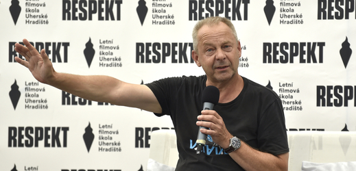 Režisér Václav Marhoul.