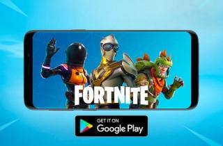 Fortnite mizí z Google Play a AppStore, tvůrci chtějí větší podíl z plateb