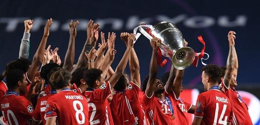 Fotbalisté Bayernu Mnichov.