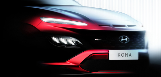 Nová Hyundai Kona.