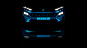 Nová Hyundai Kona poodhaluje svou tvář.