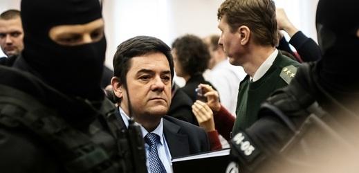 Márian Kočner je jedním z obžalovaných v kauze vraždy novináře Jána Kuciaka a jeho snoubenky.