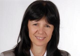 Poslankyně Ilona Mauritzová.