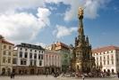 Sloup Nejsvětější Trojice v Olomouci.