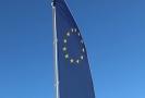 Vlajka EU.
