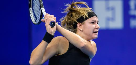 Tenistka Karolína Muchová.