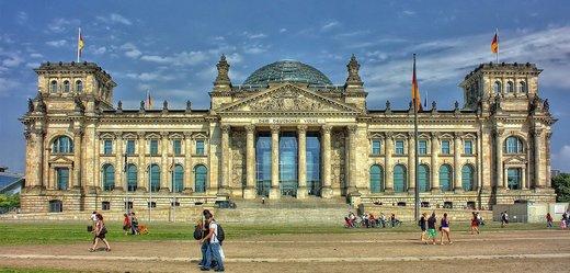 Německý spolkový sněm.