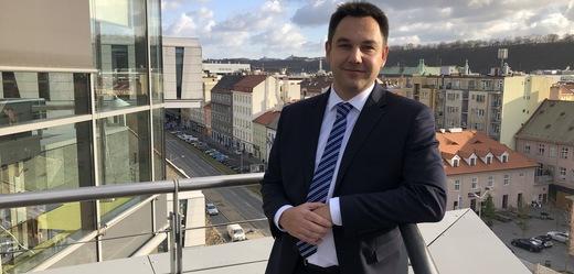 Ředitel vnějších vztahů British American Tobacco Petr Mestančík.