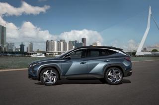 Zbrusu nový Hyundai Tucson.