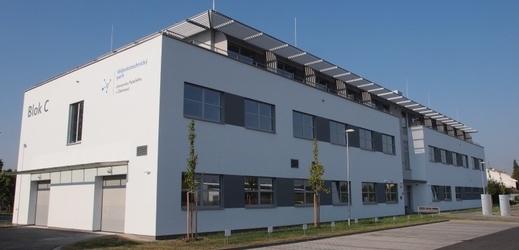 Vědeckotechnický park Univerzity Palackého v Olomouci.