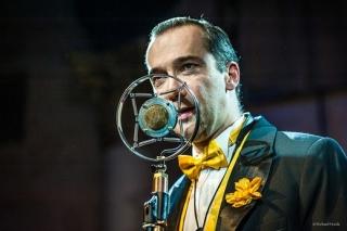 Hudebník a aranžér Petr Kroutil.