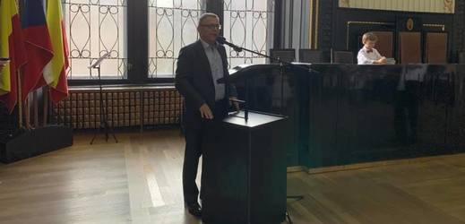 Ministr kultury Lubomír Zaorálek (ČSSD).