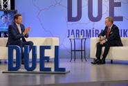 Rozhovor: Hostem Duelu byl předseda ODS Petr Fiala