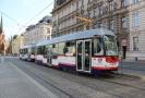 Tramvaj v Olomouci.
