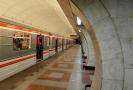 Metro Anděl.