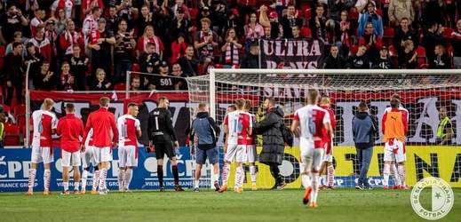 Slavia před branou milionářské soutěže, proti je Midtjylland