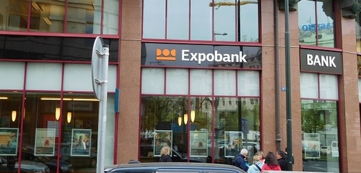 Pobočka Expobank.