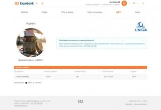 Cestovní pojištění od Expobank.